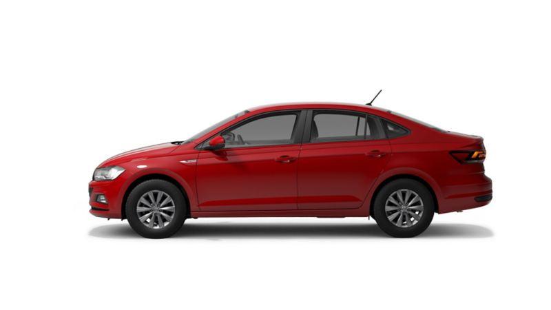 Virtus 2021, carro nuevo de Volkswagen en promoción