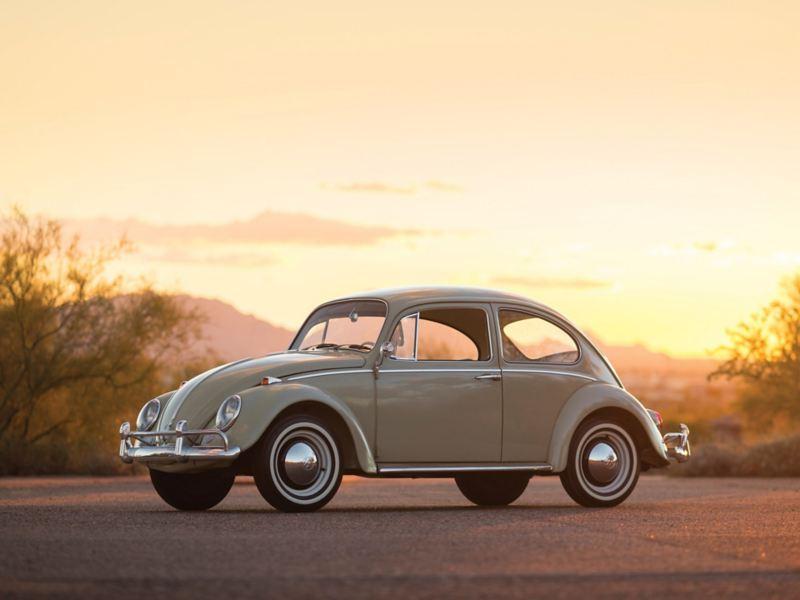 Volkswagen Type1, el auto clasico de la marca Alemana