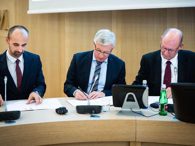 Volkswagen Poznań, Miasto Poznań oraz Instytut Logistyki i Magazynowania w Poznaniu nawiązują strategiczną współpracę.