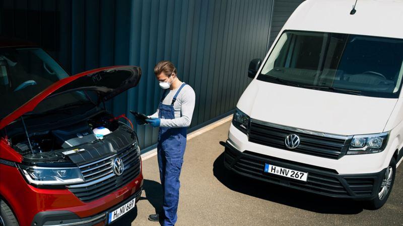 informations covid 19 volkswagen utilitaires