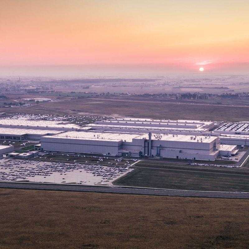 Fabryka Volkswagena we Wrześni