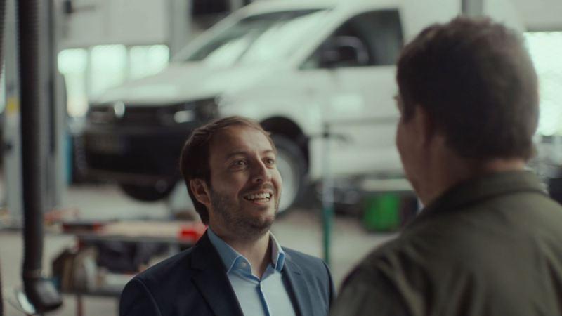 Recrutement Volkswagen Group France