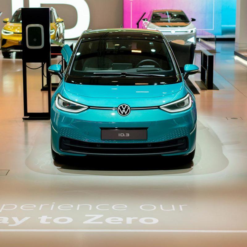 VW ID.3 way to ZERO