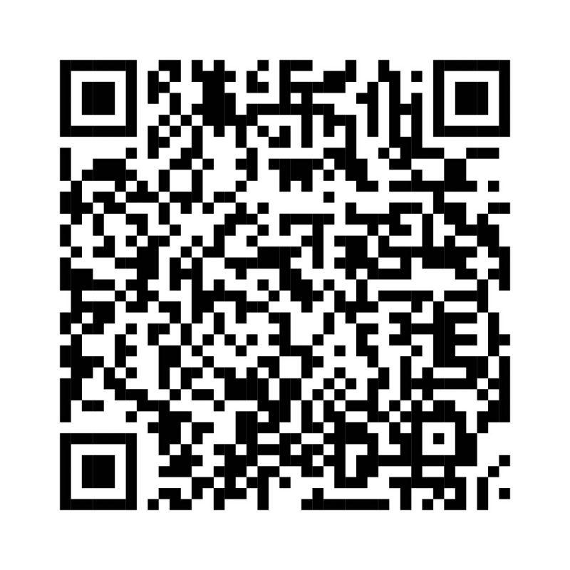 QR code pour l'application We Connect dans le Play Store.