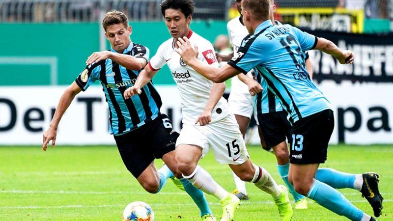DFB-Pokal 1. Runde