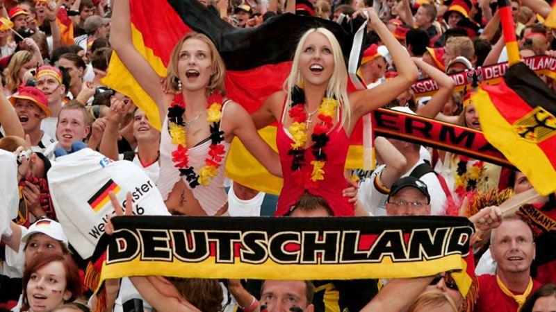 Berlin Fanmeile Sommermärchen 2006