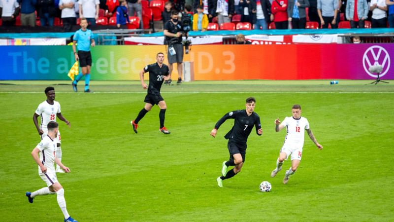 UEFA EURO 2020, EM 2020, Deutschland - England, Wembley