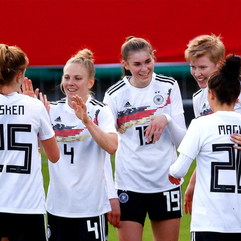DFB, Frauen-Nationalmannschaft