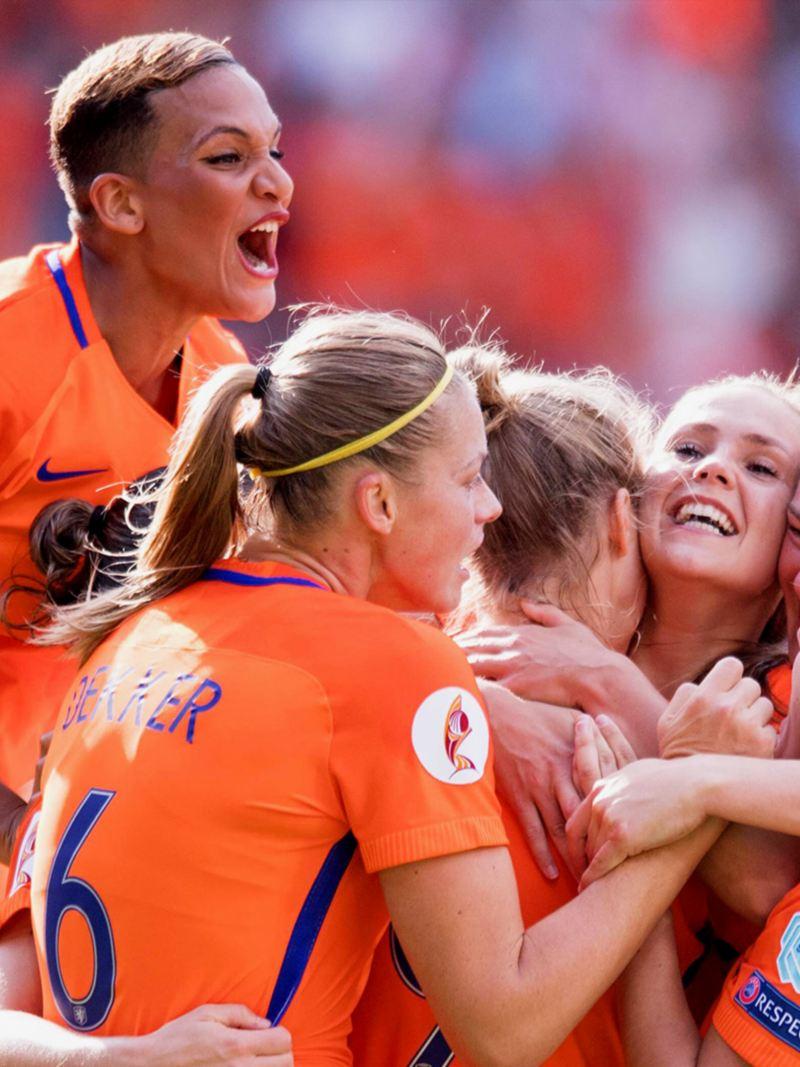 Niederlande, Frauen-Nationalmannschaft, Shanice van de Sanden