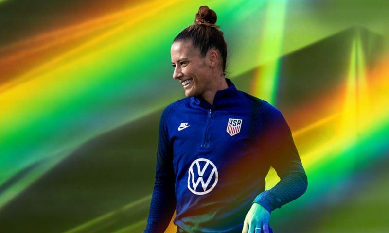 Ali Krieger, US Soccer, Women's Soccer