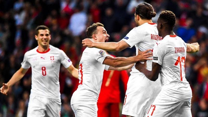 EM-Qualifikation Schweiz