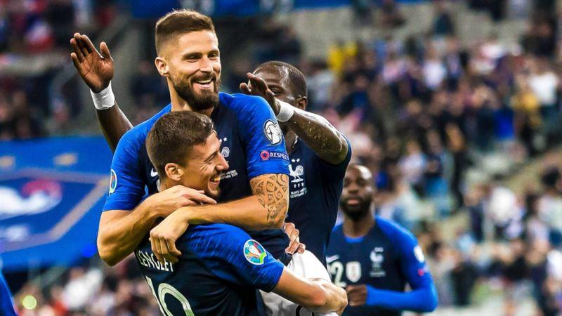 EM-Qualifikation Frankreich