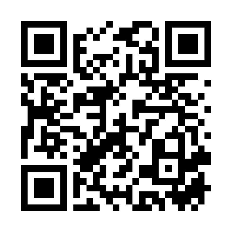 Un codice QR dell'app We Connect nell'App Store.