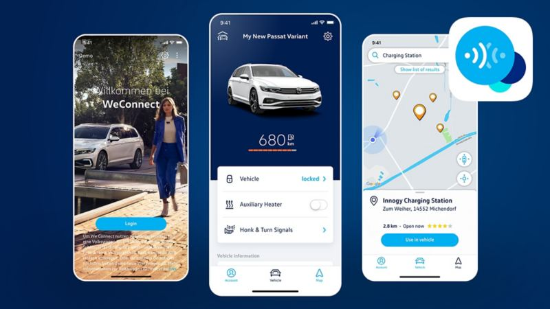 We Connect app
