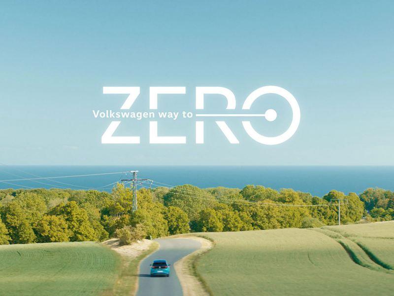 Way to Zero, la estrategia de VW para reducir la huella de carbono